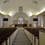 sanctuary church