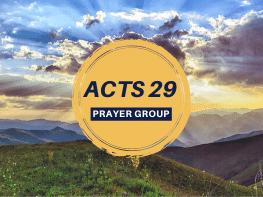 Acts 29 bible fellowship church group