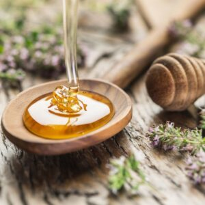 what is the meaning of honey in the bible